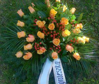 Florystyka pogrzebowa